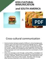Contrast North vs South America
