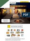 Modern-Shed Spring Summer Catalog USA