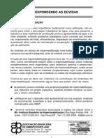 ABCP - Dúvidas - 21 - Impermeabilização