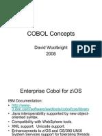 COBOL Concepts
