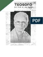 El Teosofo Julio 1954-Junio 1955 - Número gigante