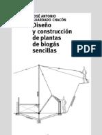 Diseno y Construccion de Plantas de Biogas