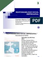 Presentación RSE-CMCuba