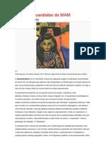 Artes Vanguardistas Do MAM