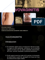 Vulvovaginitis-clase de Ginecologia Fusm