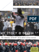 Bersih Stories