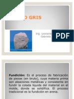 HIERRO-GRIS