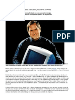 Especial Steve Jobs, Fundador Da Apple