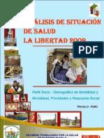 ASIS La Libertad 2009