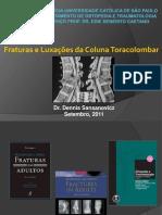 Fraturas e Luxações da Coluna Toracolombar