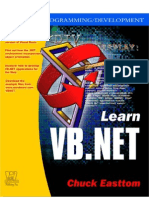 Publishing - Learn VB