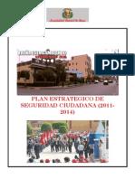 Plan de Seguridad Ciudadana-2011