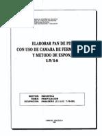 PAN DE PISO 15