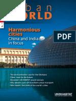 24933895 Urban World Harmonious Cities China and India in Focus