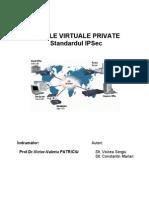 Retele VPN Protocolul IPSec