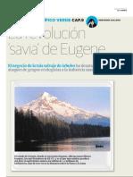 Eugene II, Ecoterrorismo