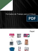 Formatos de Trabajo Para El Dibujo (Lunes, 09/10/06)