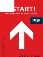 Start - The Bible for New Believers