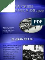 Presentacion Crisis 1929