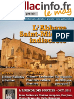 Gaillacinfo Le Mag n°5 - octobre 2011