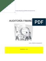 AuditorÍa Financier A