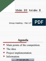 trieu Meeting 2 2007
