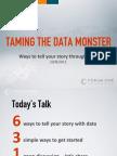 2011-10-08 Taming the Data Monster