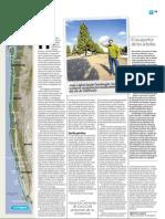 Los Angeles, El poder de los árboles frente al apocalípsis del coche, texto