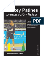 Libro Hockey Patines