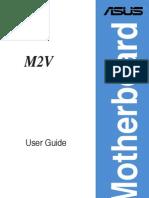 Manual Asus m2v