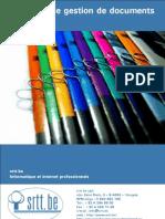 Solutions de Gestion de Documents[1]