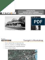 Parkesburg Train Station Closing Night Presentation - Agust 24, 2011