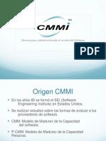 PresentaciónCMMI