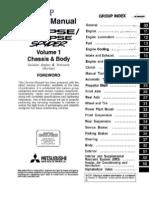 Eclipse Fsm 1990-1998 Enginechassibody