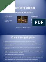 Il Gioco Didattico de 'Forum Dei Diritti - Tesi a to
