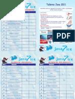 Jornada de Eventos Java7Ice 2011