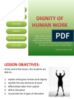 THEO 03 Dignity of Human Work