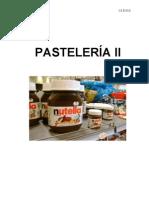 PASTELERÍA II
