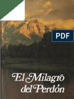 El Milagro Del Perdon - Spencer w. Kimball