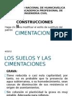 CONSTRUCCIONES 5 Cimentaciones