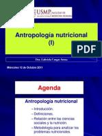 10 Decima Clase Antropologia 12oct11
