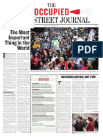 Occupy Wall Street Journal #2