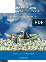 Create Your Own Economic Stimulus Plan