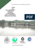 Plan de Manejo Ambiental Territorial de Chanzará