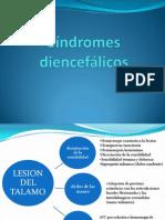 Síndromes diencefálicos