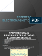 CL1 ESPECTRO ELECTROMAGNETICO