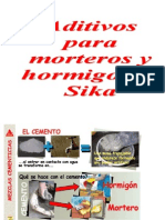 Sika - Manual de Aditivos