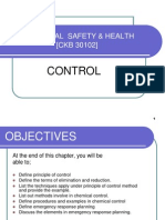 C3- Industrial Safety and Health July 2011 Control 60