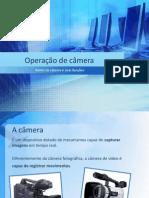 operação de câmera - parte1