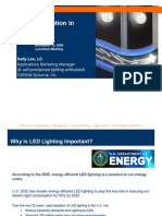 LED Industry Overview